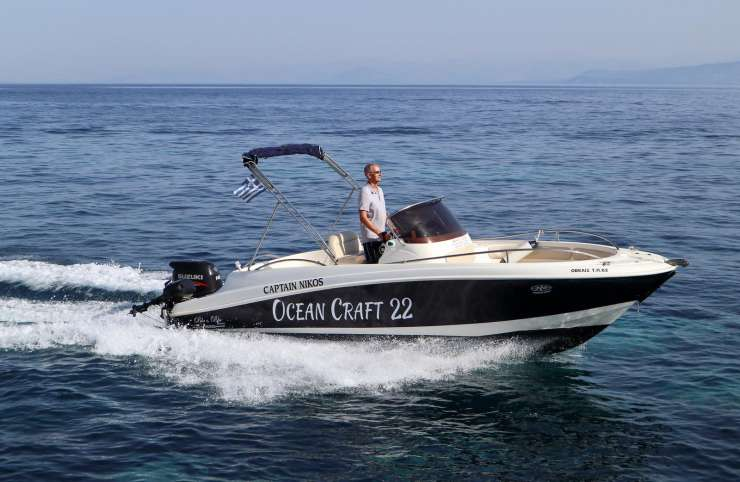 Oceancraft paxos boats